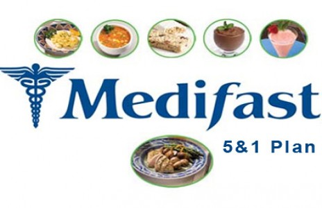 Medifast 5 and 1 Plan
