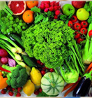 Vegetables for Healthy Eyes